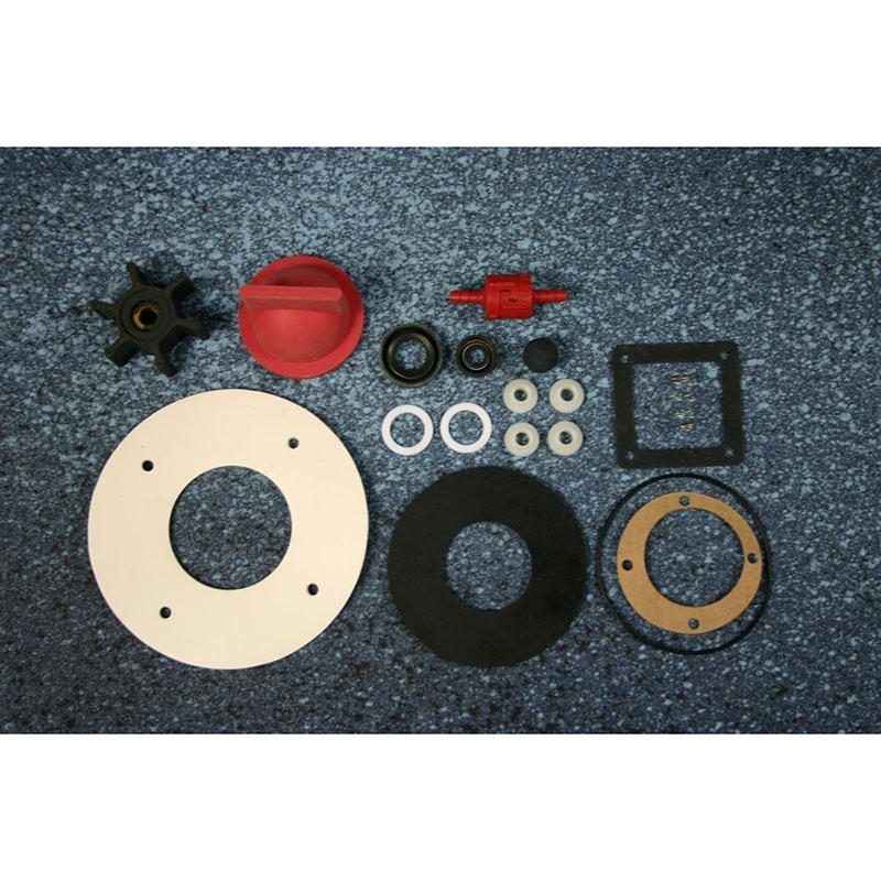 Csrk - Crown Head, Cd Series Repair Kit | with Raritan Crown Head Parts Diagram