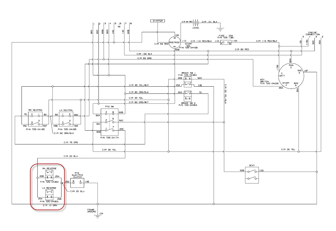 cub cadet rzt 50 wiring diagram linkinx in cub cadet rzt 50 parts diagram cub cadet wiring diagram cub cadet lt1045 wiring diagram \u2022 wiring  at n-0.co