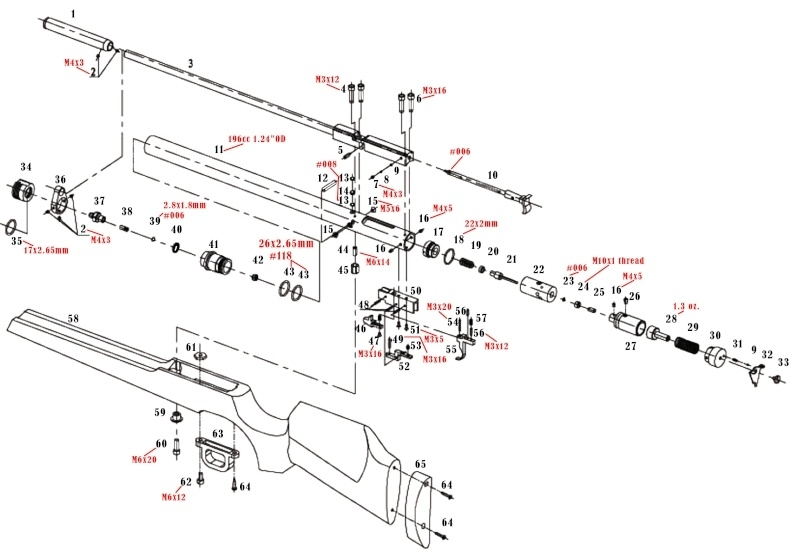 Daisy 25 Parts Diagram - Wiring Diagram And Engine Schematics throughout Daisy Powerline 880 Parts Diagram