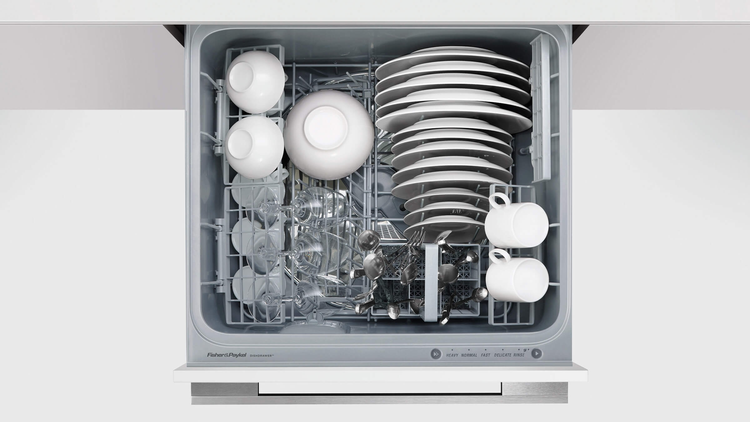 Dd24Di7 - Fisher & Paykel Panel Ready Dishdrawer™ Double Dishwasher with Fisher Paykel Washing Machine Parts Diagram