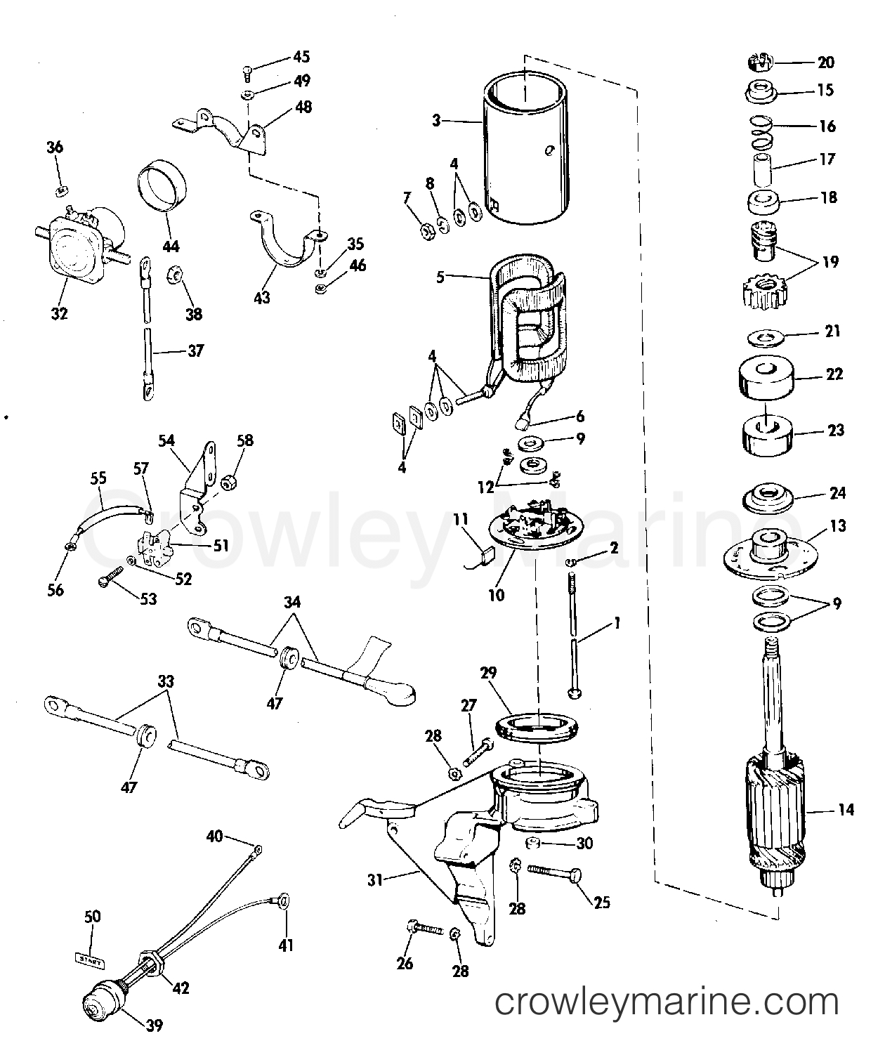 25 hp johnson outboard parts diagram automotive parts diagram images. Black Bedroom Furniture Sets. Home Design Ideas