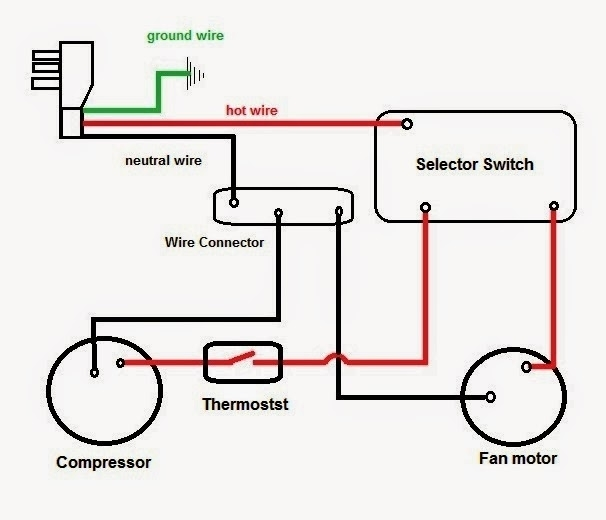 Electrical Wiring Diagrams For Air Conditioning Systems – Part Two in Air Conditioner Diagram Of Parts