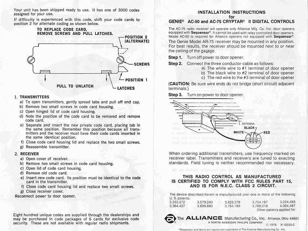 Fancy Design Sears Garage Door Opener Parts Also Genie Garage intended for Craftsman Garage Door Opener Parts Diagram