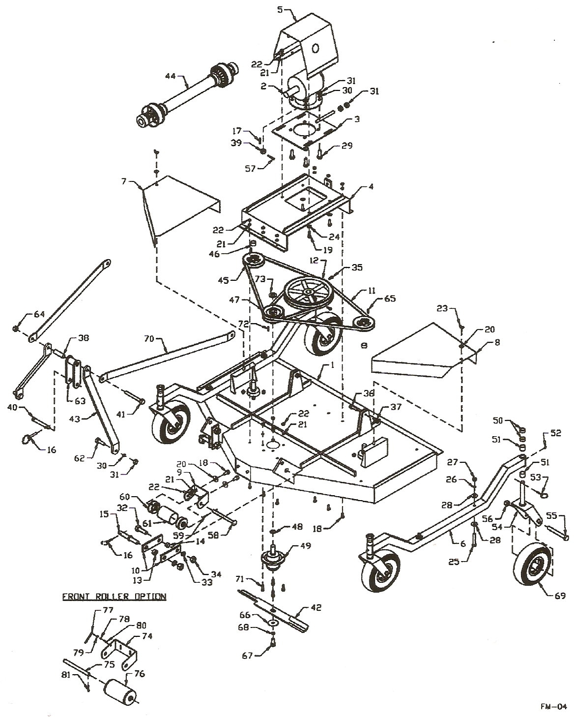 land pride mower wiring diagram sears lt1000 riding mower wiring diagram