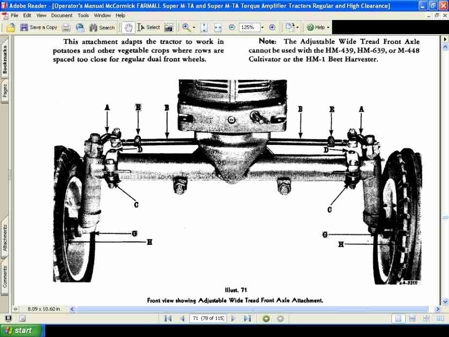 international farmall 560 tractor wiring diagram farmall Farm Tractor Wiring Diagrams Farmall 460 Electrical Diagrams