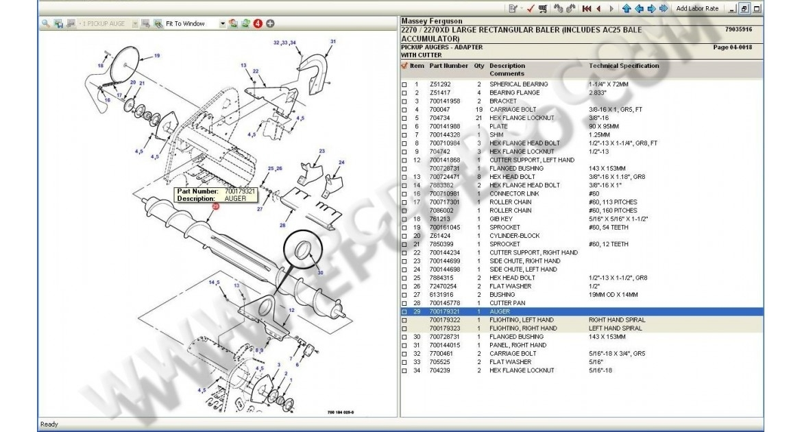 Ferguson North America Spare Parts 2017 inside Massey Ferguson 245 Parts Diagram
