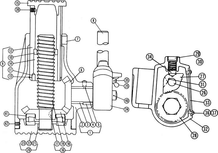 Floor Jack Parts And Blackhawk Floor Jack Parts Diagram within Blackhawk Floor Jack Parts Diagram
