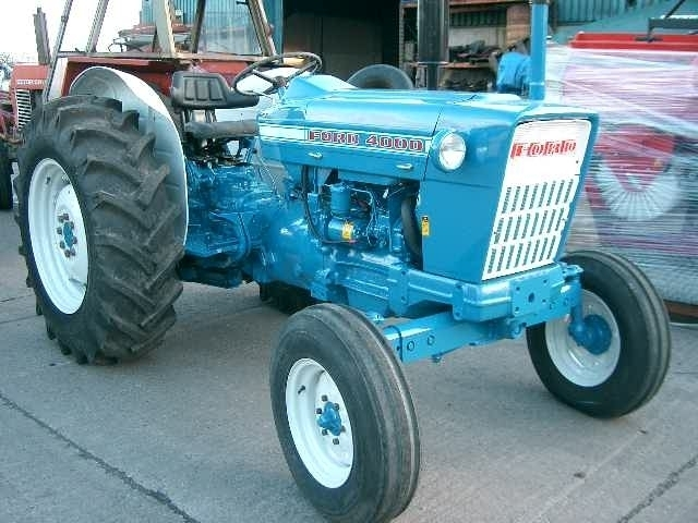 Ford 4000 Tractor Parts : Ford tractor parts diagram automotive