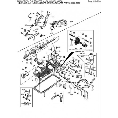 ford 5000 tractor wiring harness   32 wiring diagram