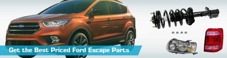 Ford Escape Parts - Partsgeek regarding 2008 Ford Escape Parts Diagram