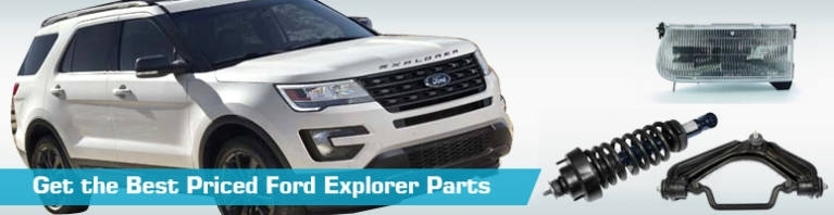 Ford Explorer Parts - Partsgeek pertaining to 2004 Ford Explorer Parts Diagram