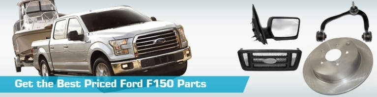 Ford F150 Parts - Partsgeek pertaining to 1994 Ford F150 Parts Diagram