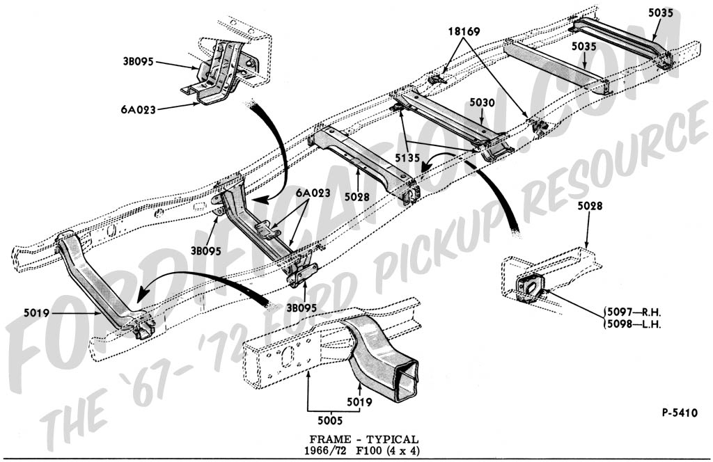 Ford F150 Body Parts Diagram on ford model t steering column