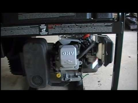 Generator Repair Coleman Powermate Valve And Carburetor - Youtube inside Coleman Powermate 5000 Parts Diagram
