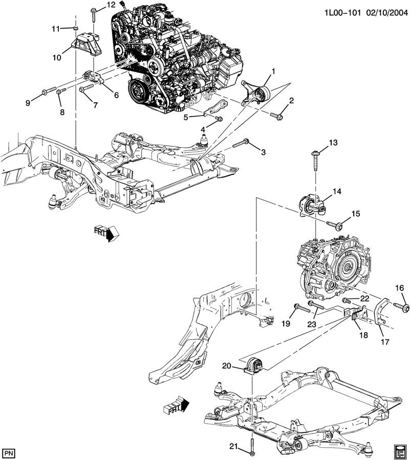 GM Engine Parts Diagram Similiar L Keywords