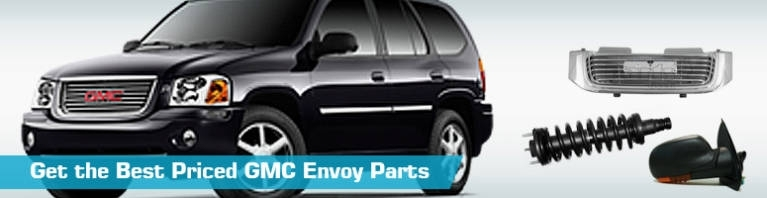 Gmc Envoy Parts - Partsgeek with regard to 2002 Gmc Envoy Parts Diagram