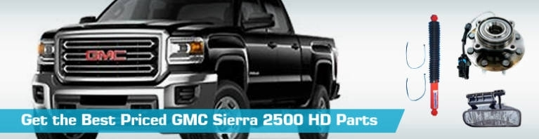 Gmc Sierra 2500 Hd Parts - Partsgeek inside 2004 Gmc Sierra Parts Diagram
