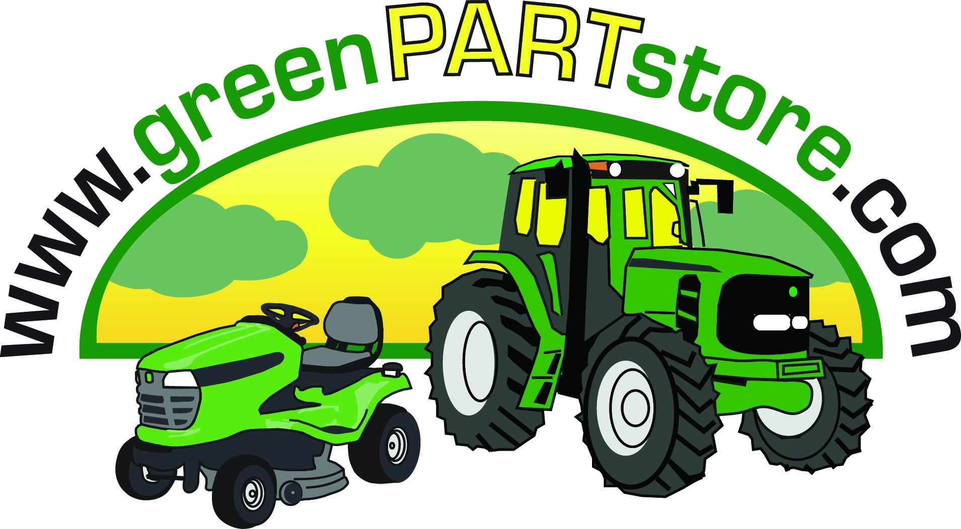 Greenpartstore - Parts For John Deere Lawn Tractors, John Deere with John Deere Garden Tractor Parts Diagram