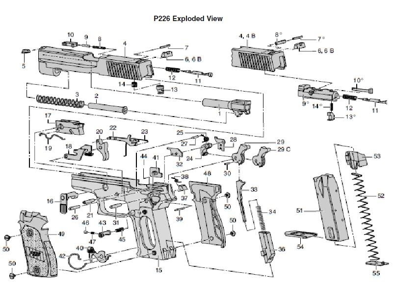 Greystoke Industries (Cvnu Location) - Rpg - Comic Vine with regard to Sig Sauer P226 Parts Diagram