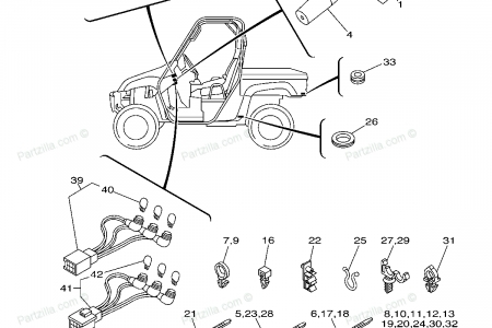 yamaha grizzly 660 parts diagram automotive parts. Black Bedroom Furniture Sets. Home Design Ideas
