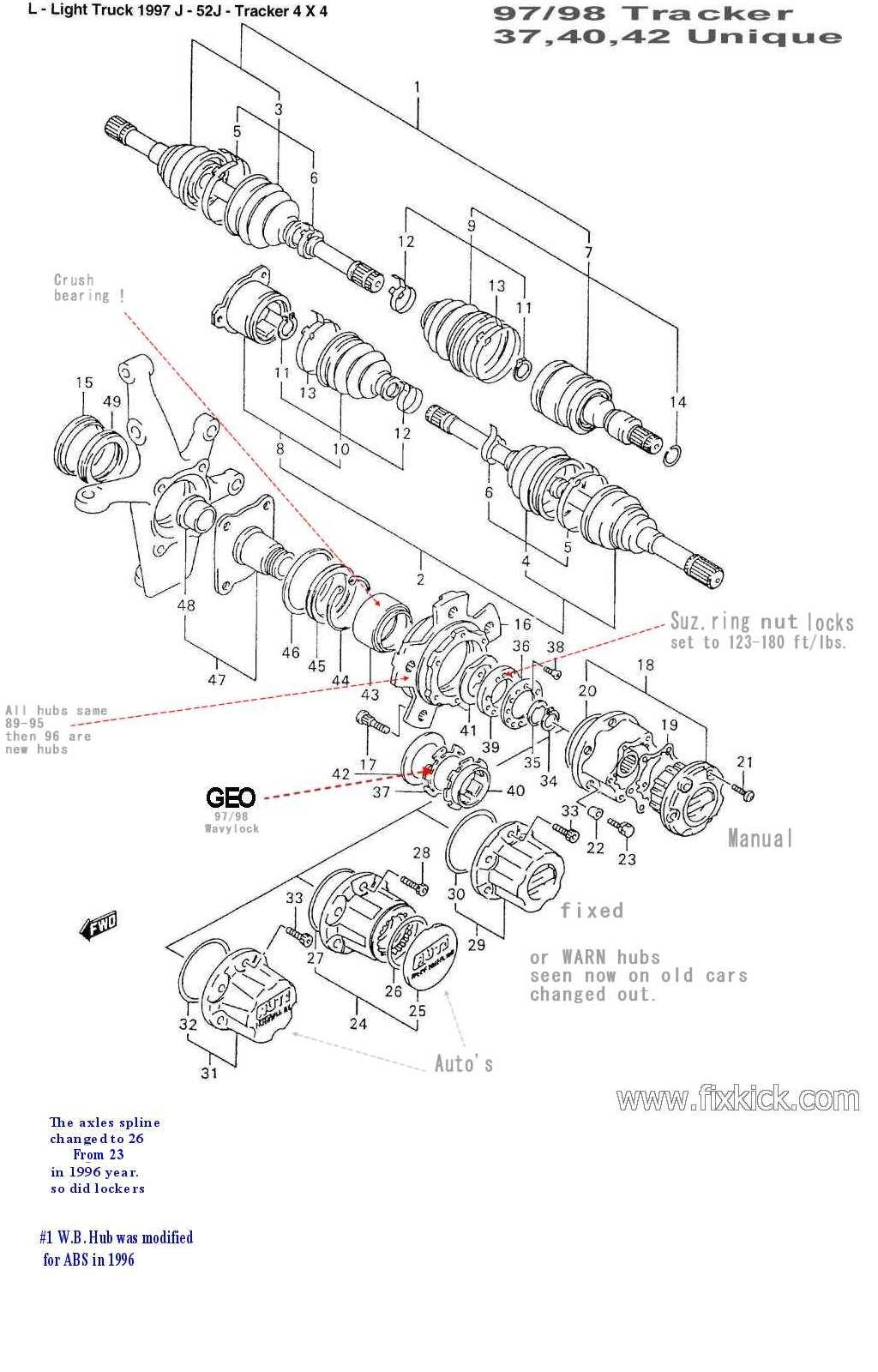 Gm Parts Diagrams And Part Numbers Automotive Parts