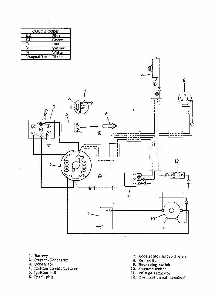 Harley-Davidson Golf Cart Wiring Diagram I Like This! | Golf Carts for Yamaha Golf Cart Parts Diagram