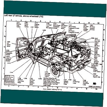 2004 rendezvous wiring harness honda cr v auto parts in 2001 chevy tahoe parts diagram