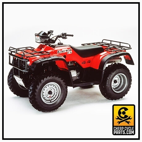 Honda Foreman Specs | Honda Foreman Parts pertaining to Honda Foreman 400 Parts Diagram