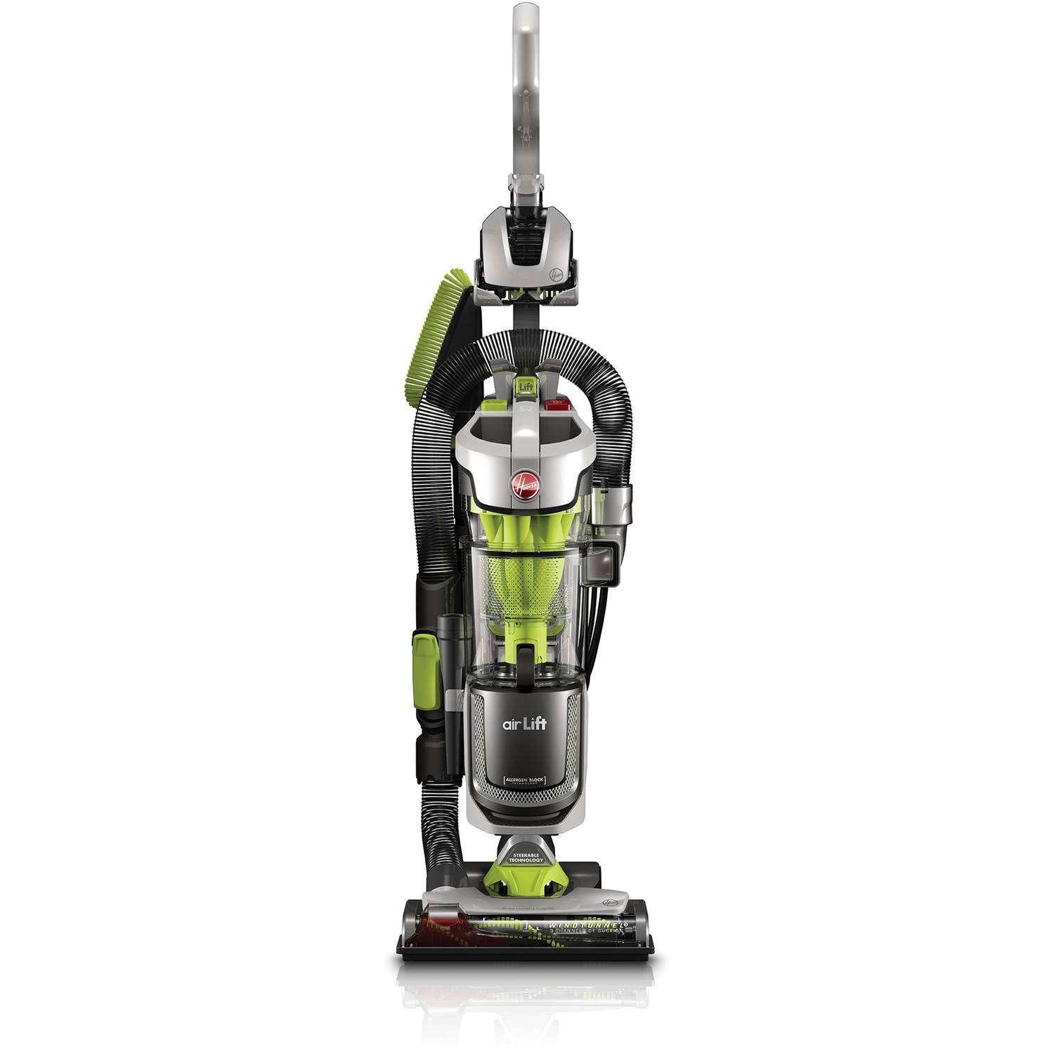 Hoover T-Series Windtunnel Rewind Bagless Upright Vacuum, Uh70120 in Hoover Windtunnel T Series Parts Diagram