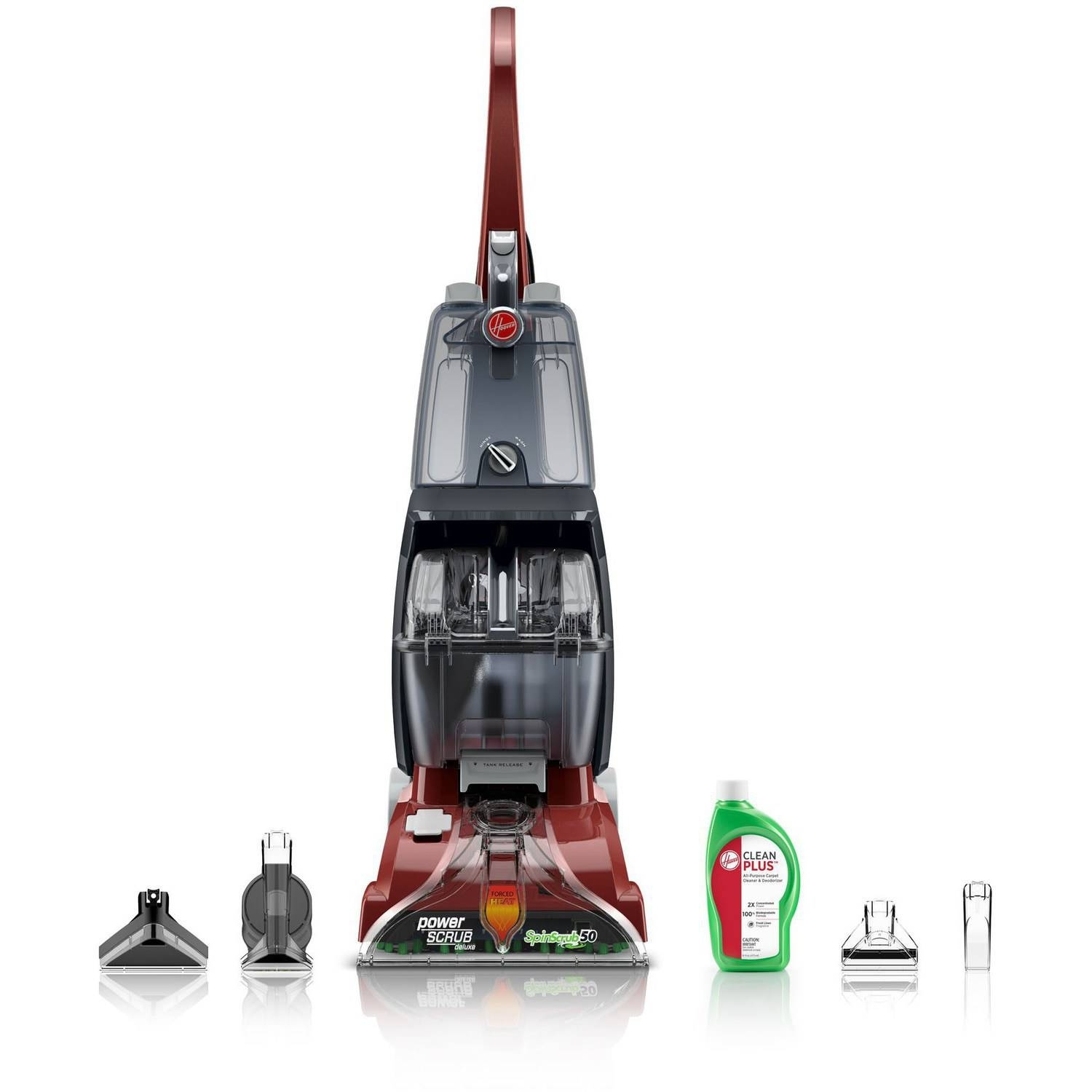 Hoover T-Series Windtunnel Rewind Bagless Upright Vacuum, Uh70120 intended for Hoover Windtunnel T Series Parts Diagram