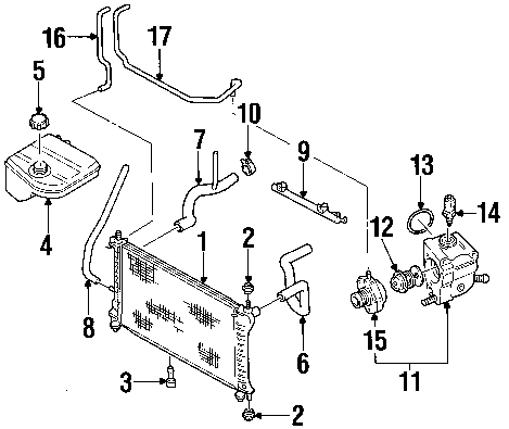 397037 Water Pump moreover Ford F 150 Why Do My Vents Blow Only Hot Or Cold Air 356388 in addition Fuse Box On A Ford Focus 2006 together with 1997 Ford F150 Heater Not Blowing Hot Air moreover 99 Ford Taurus Thermostat Replacement. on 2003 ford expedition heater diagram