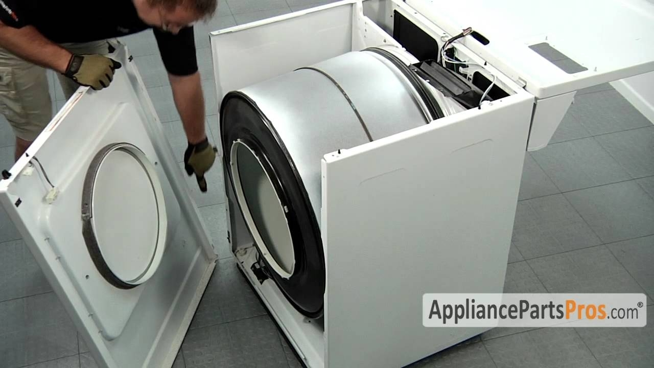 How To Disassemble Whirlpool/kenmore Dryer - Youtube inside Kenmore 80 Series Dryer Parts Diagram