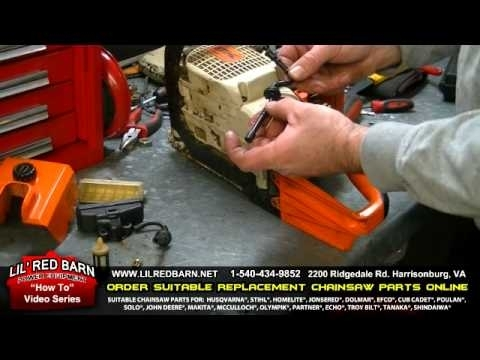 How To Replace The Fuel Line On A Stihl 021 023 025 Chainsaw - Youtube in Stihl Chainsaw 021 Parts Diagram