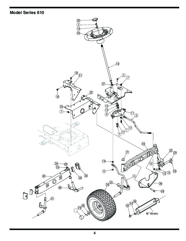 Huskee Lawn Tractor Parts Diagram | Tractor Parts Diagram And for Yard Machine Mower Parts Diagram