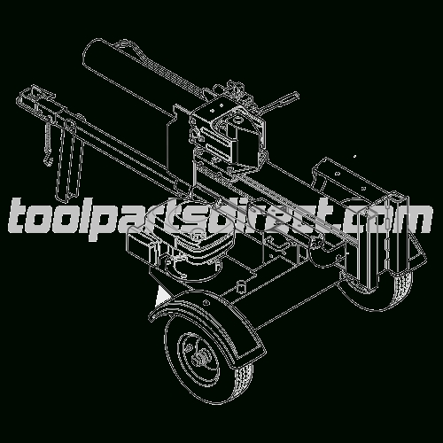 Huskee Log Splitter Replacement Parts | Tractor Parts Service And with Huskee Log Splitter Parts Diagram