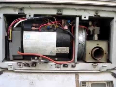 Hydro Flame Atwood Furnace Repair 8531-Ii - Youtube inside Suburban Rv Furnace Parts Diagram