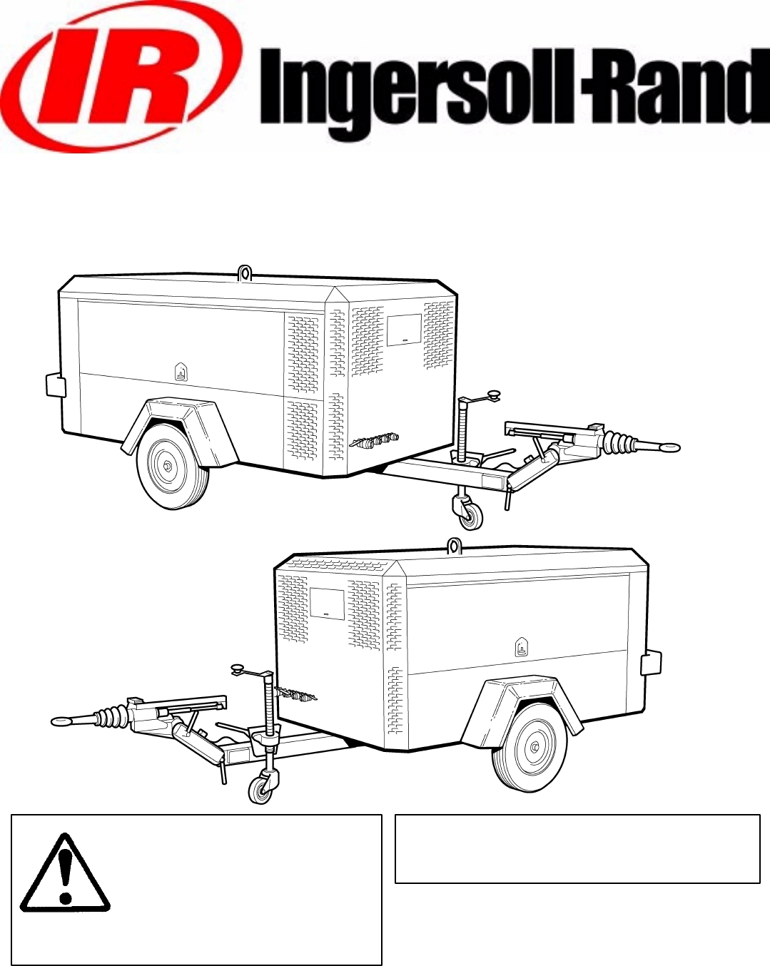 Ingersoll-Rand Air Compressor 7120 User Guide | Manualsonline with Ingersoll Rand Air Compressor Parts Diagram