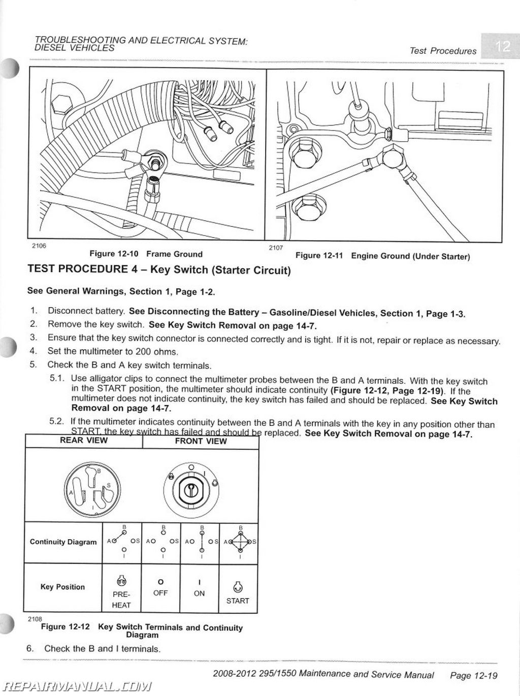 Ingersoll Rand Club Car Wiring Diagram On Ingersoll Images. free ...
