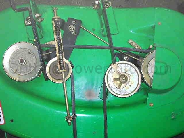 Installation, Repair And Replacement Of John Deere Sabre 14.5/38 pertaining to John Deere Sabre Parts Diagram