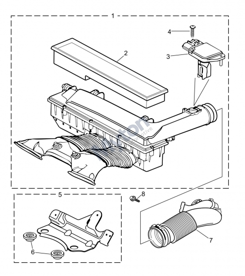2004 jaguar xj8 cooling system diagram