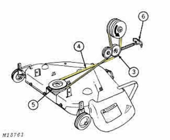 John Deere 110 Tractor Parts Diagram | Tractor Parts Diagram And within John Deere 110 Parts Diagram