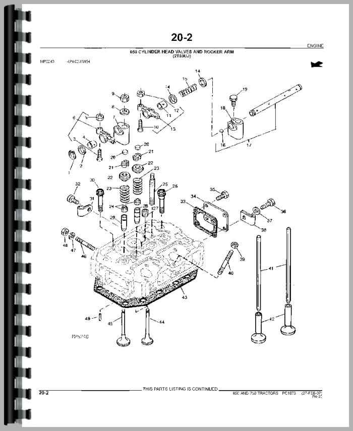 John Deere 650 Compact Tractor Parts Diagram | Tractor Parts pertaining to John Deere 855 Parts Diagram