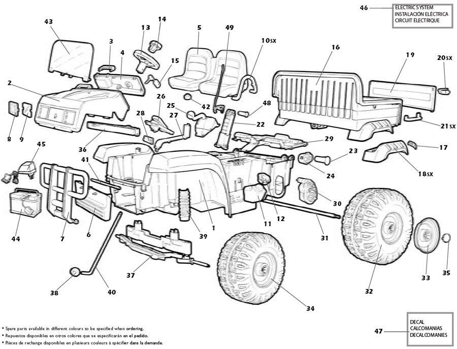John Deere 855 Parts Diagram – John Deere 650 Fuse Box