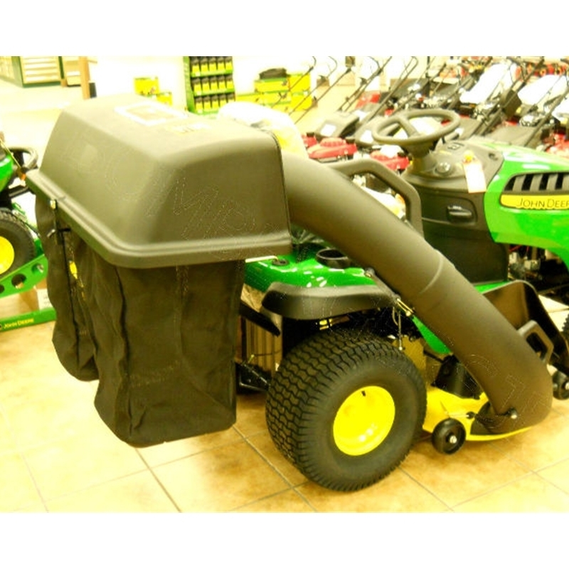 John Deere Baggers | Deere Bagger Accessories | Bombergers throughout John Deere Bagger Parts Diagram