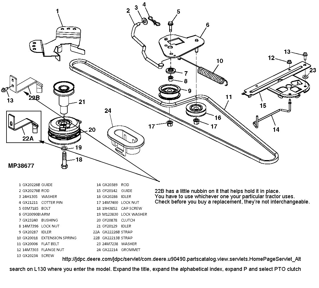 John Deere Hydrostatic Transmission Fix for John Deere 160 Lawn Tractor Parts Diagram