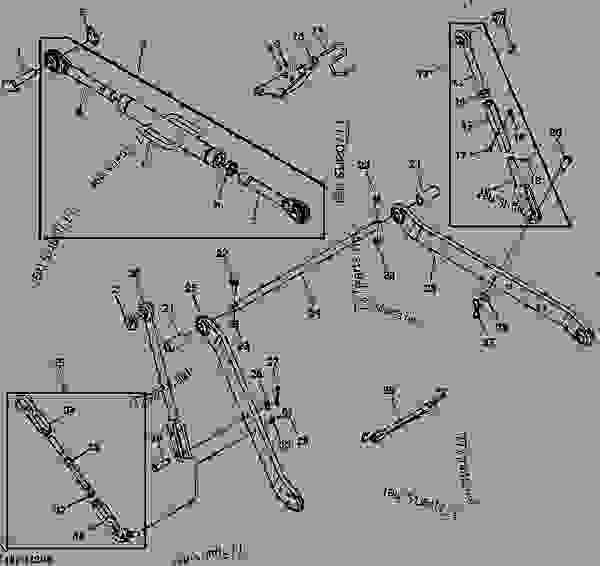 John Deere Tractor 3 Point Hitch Parts Diagram | Tractor Parts regarding 3 Point Hitch Parts Diagram