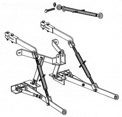 John Deere Tractor 3 Point Hitch Parts Diagram | Tractor Parts within 3 Point Hitch Parts Diagram