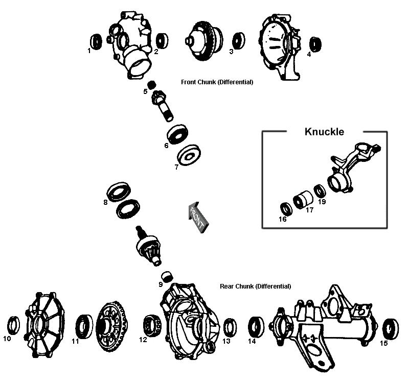 Kawasaki Prairie ATV Wiring Diagram ATV Wiring Diagram Instructions – Kawasaki Prairie 300 Wiring
