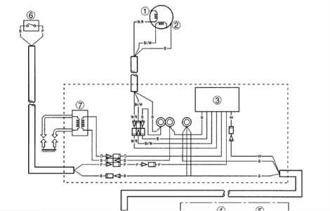 kawasaki bayou 400 cdi wiring kawasaki prairie 300 parts diagram | automotive parts ...