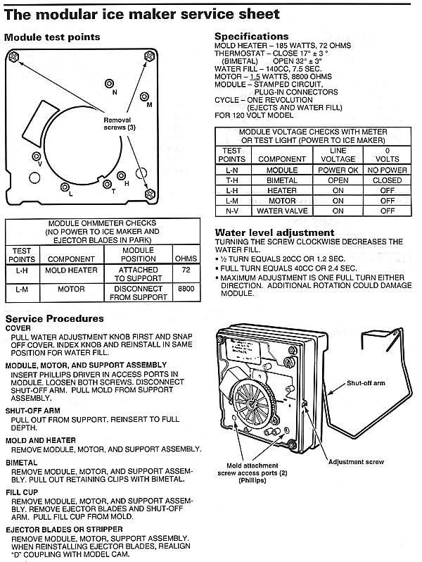 Kenmore Refrigerator Parts | Model 2535567940B | Sears Partsdirect intended for Kenmore Ice Maker Parts Diagram